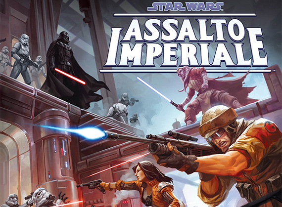 Assalto imperiale agli Asterion Gaming Days 2015