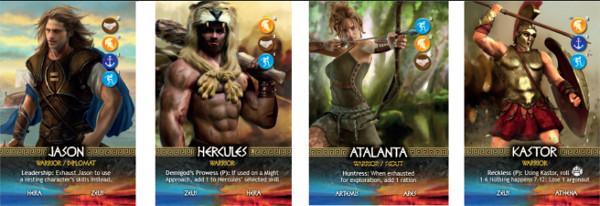 Argonauts - Eroi