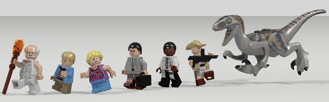 Lego Jurassic Park 04