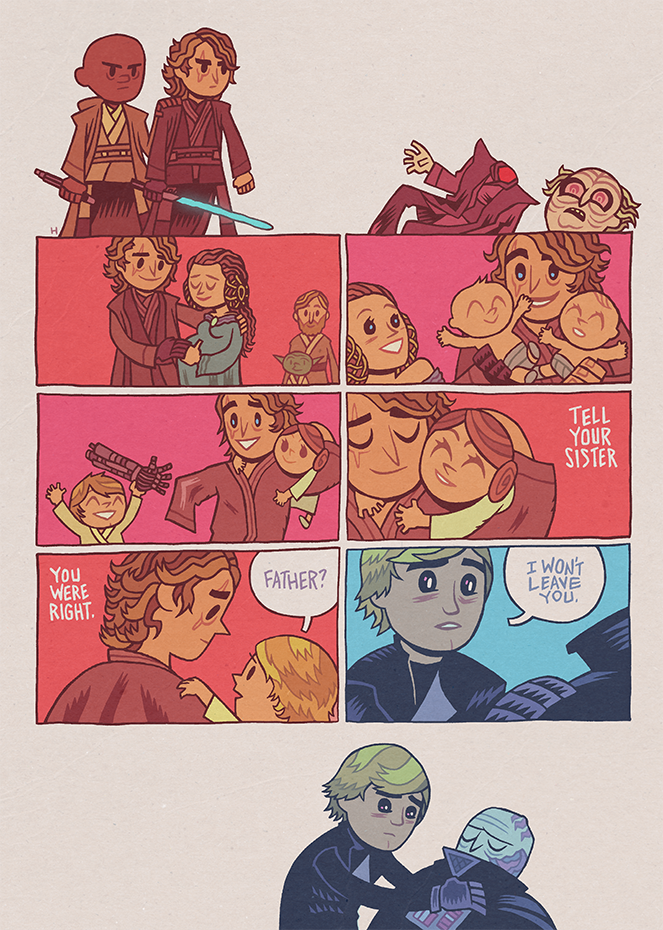 Star Wars se Anakin
