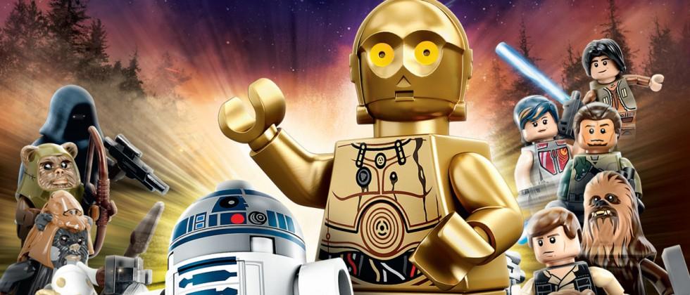 Il pilota lego star wars droid tales for Lago tartarughe