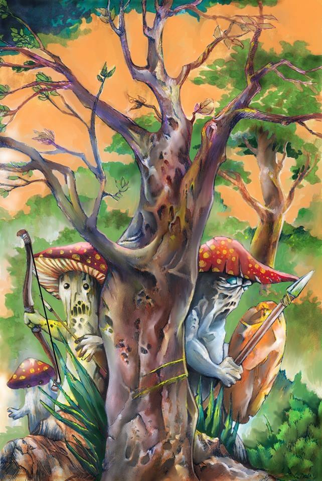 Fightin' Fungi