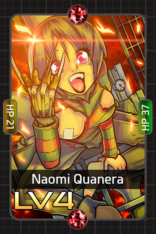 Naomi Quanera