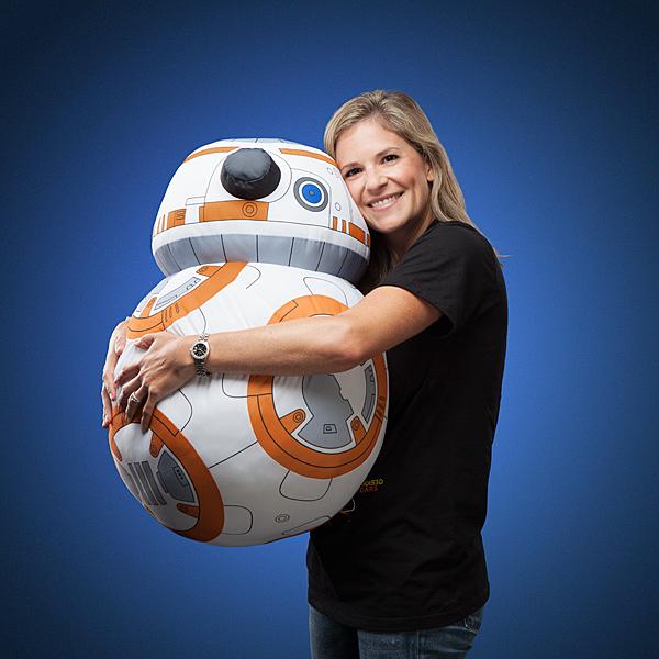 BB-8 pelouche 2
