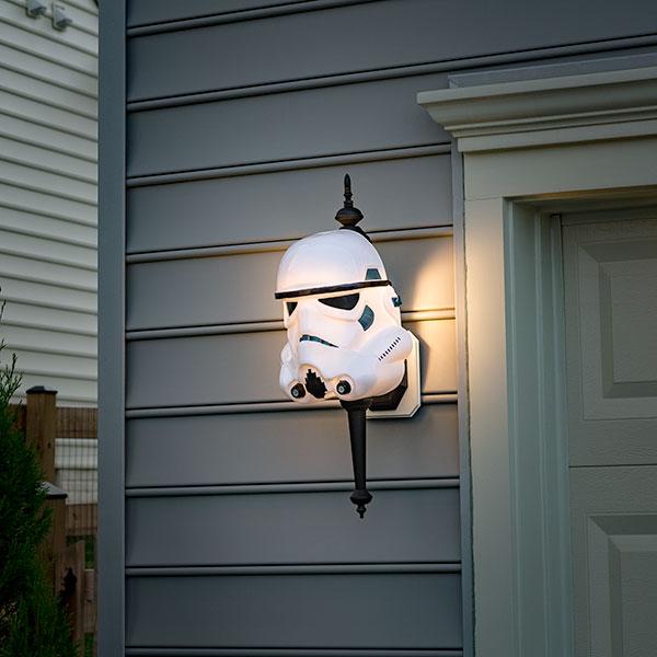 Coprilampada esterni Stormtrooper