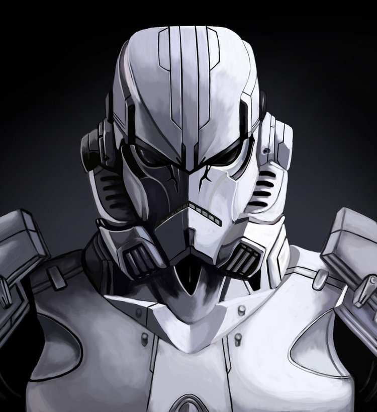 Iain Reed - Stormtrooper