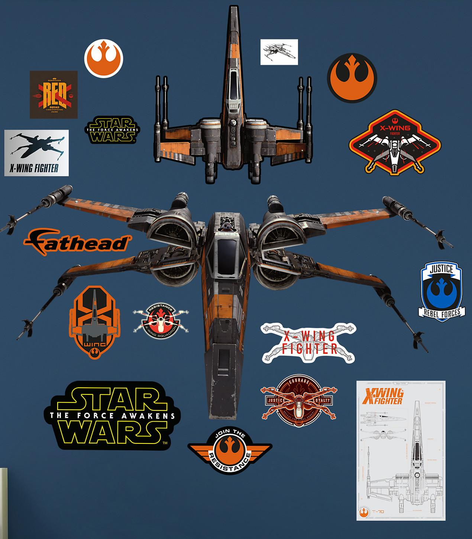 TFA Poe Dameron X-Wing