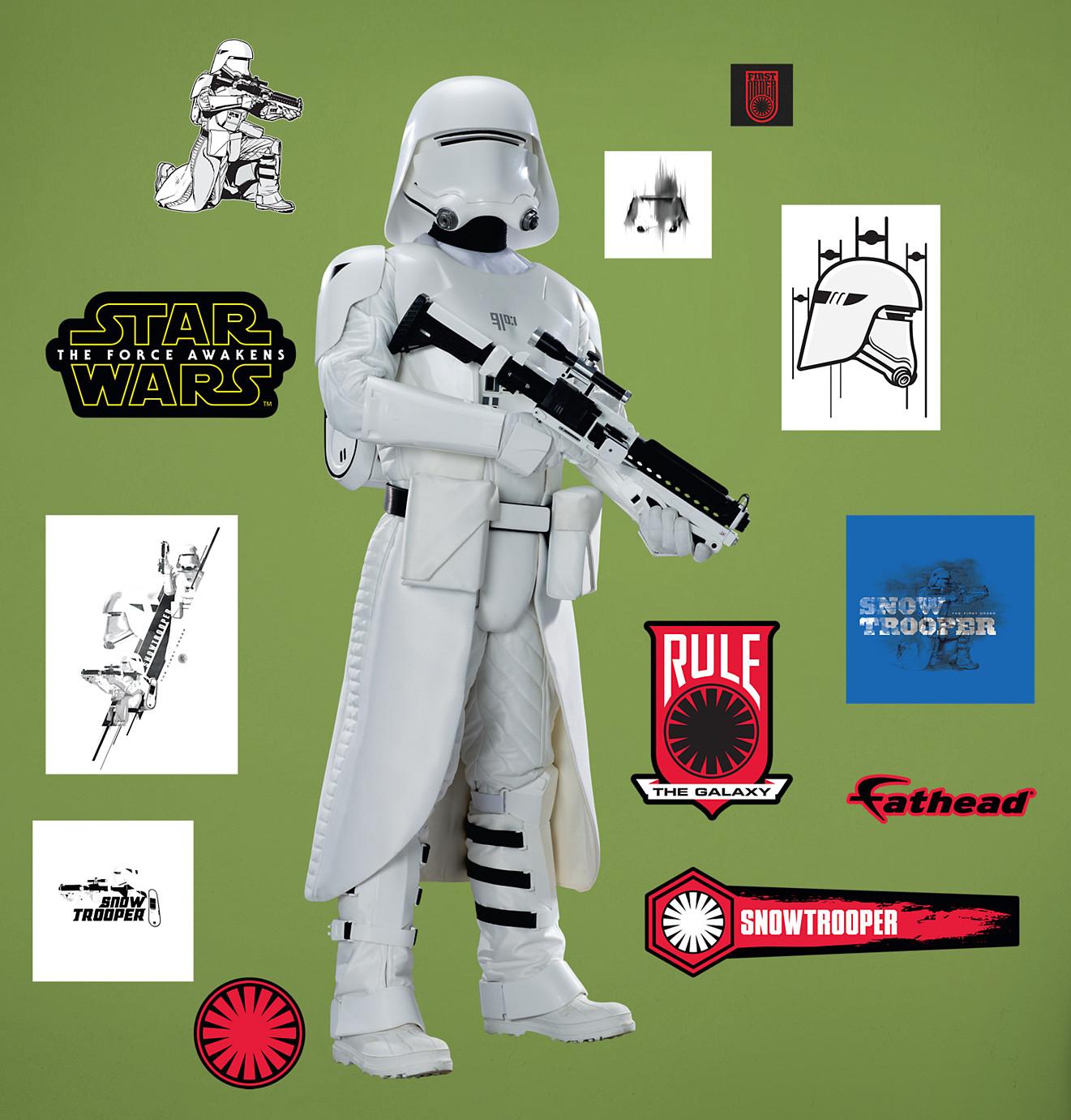 TFA Snowtrooper