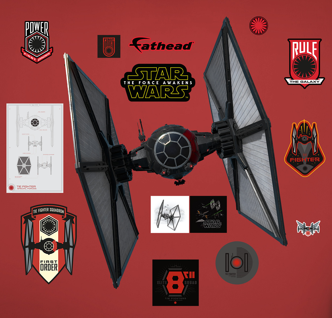 TFA TIE Fighter