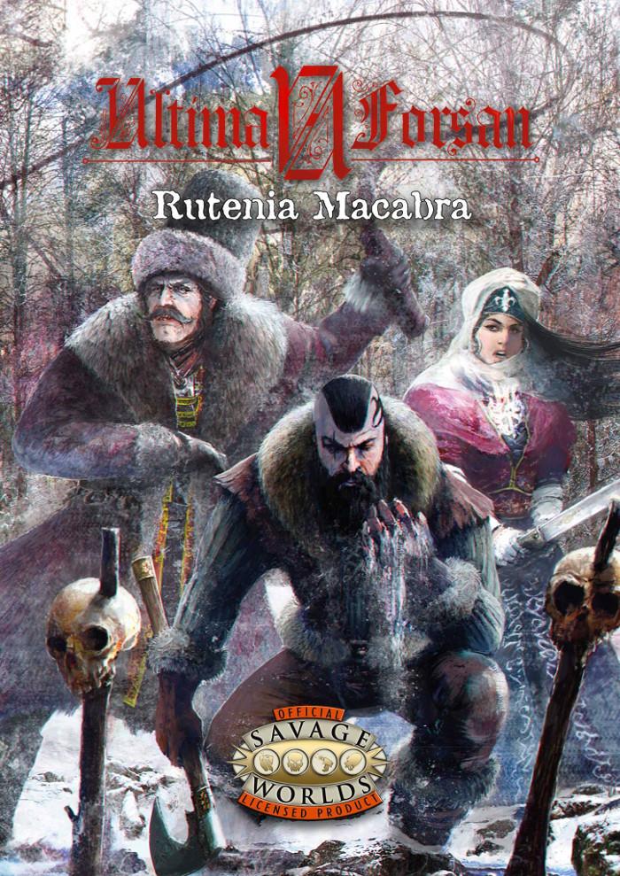 Savage Worlds Rutenia Macabra