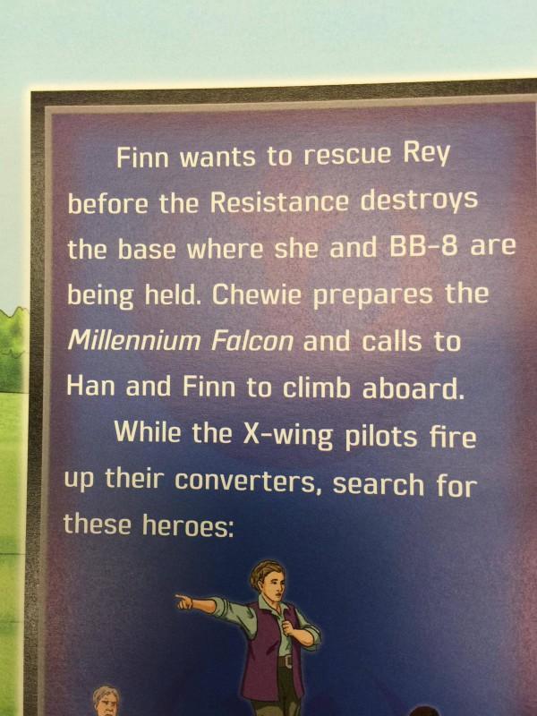 Finn salva Rey
