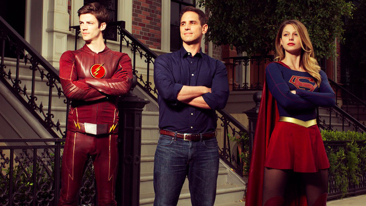 The Flash Supergirl Greg Berlanti