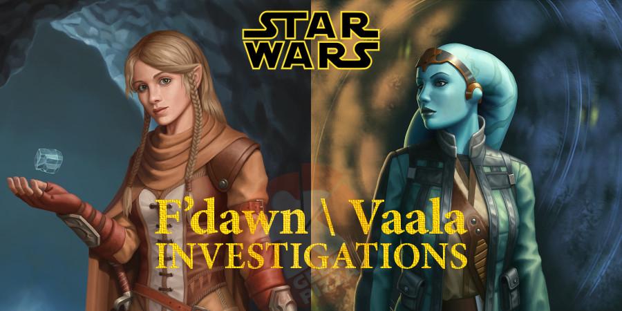 F'dawn Vaala Investigations