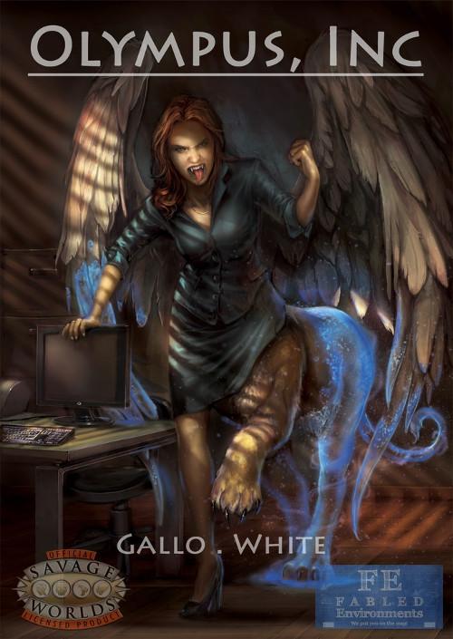 Olympus Inc cover