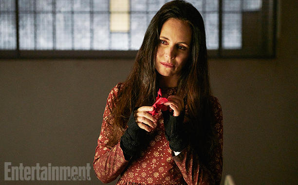 12 Monkeys Madeleine Stowe