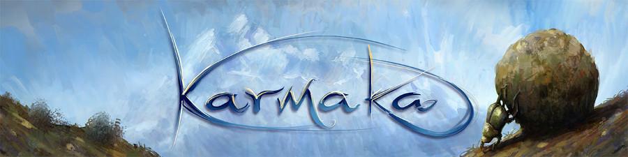 Karmaka banner
