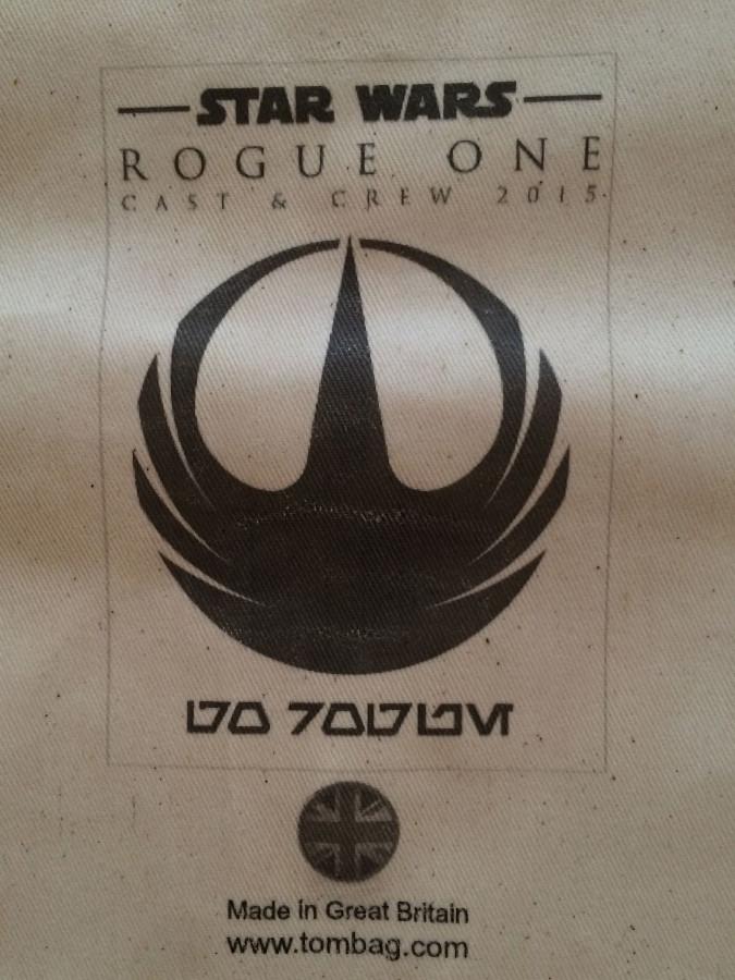 Rogue One borsone 06