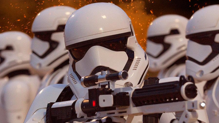 Stormtrooper The Force Awakens