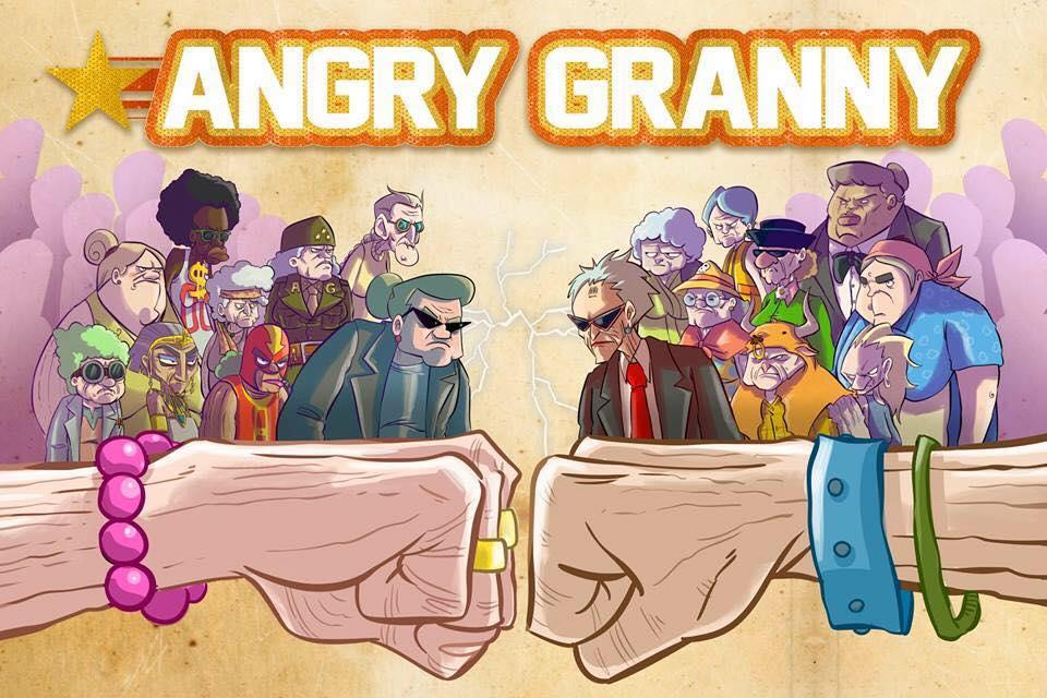 Angry Nanny