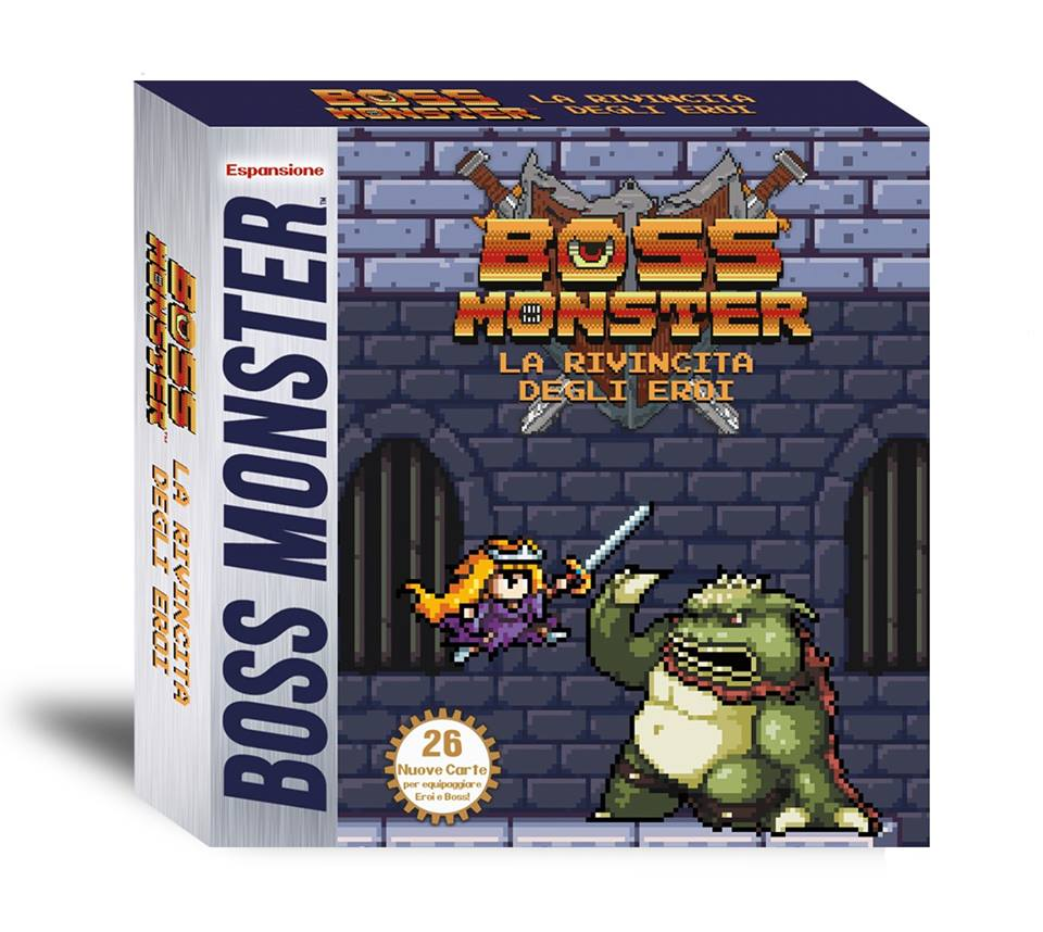 Boss Monster la rivincita degli eroi