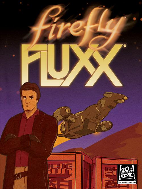 Firefly Fluxx scatola