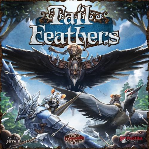 Mice & Mystics Tail Feathers