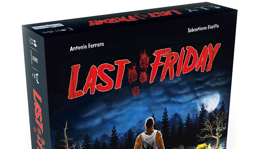 Last Friday copertina