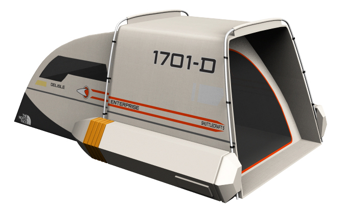 Tenda Star trek 01