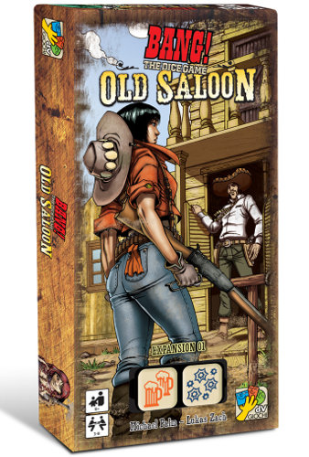 Bang Dice Old Saloon