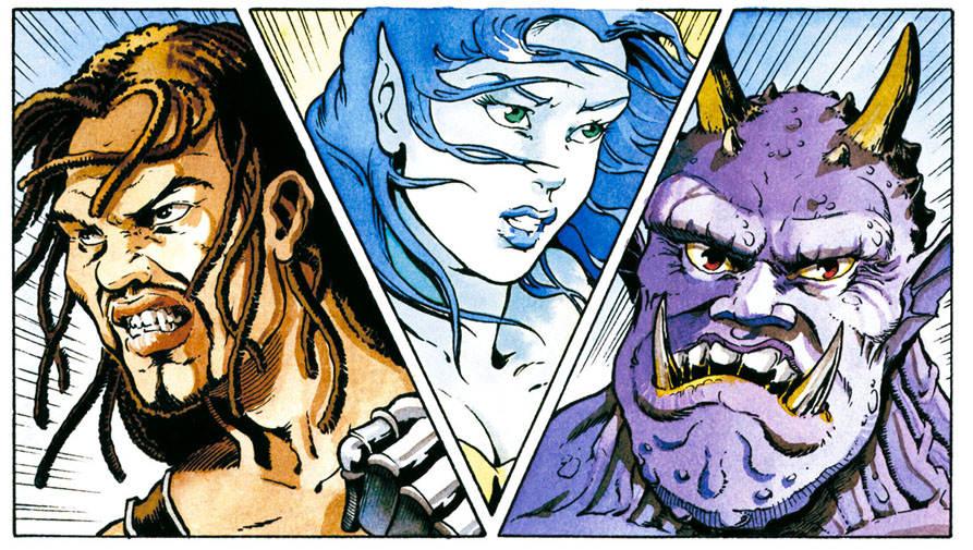 Kingdom web comic 02