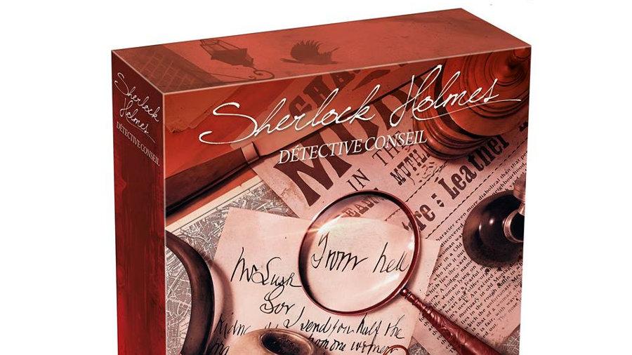 Sherlock holmes consulente investigativo la nuova versione - Sherlock holmes gioco da tavolo ...