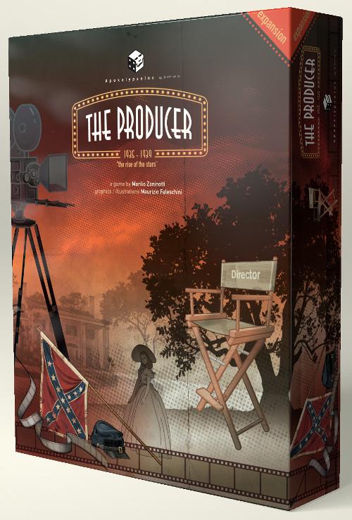 The Producer 1935-1939 scatola
