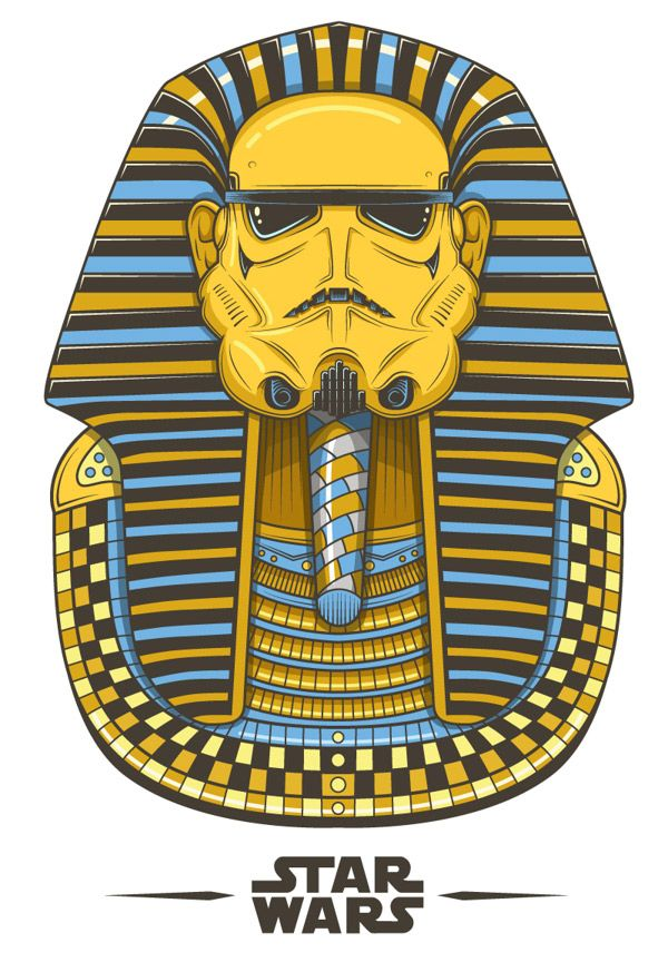 King Tut Stormtrooper