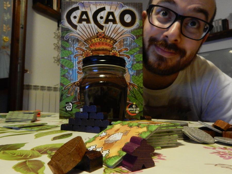 Cacao e me
