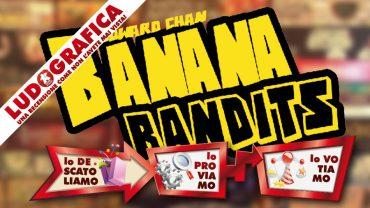 Ludografica: Banana Bandits