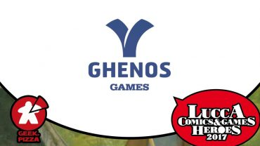 Verso Lucca C&G 2017 – Ghenos Games