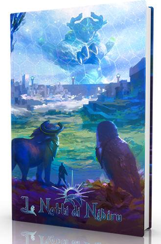 Le Notti di Nibiru - cover del manuale