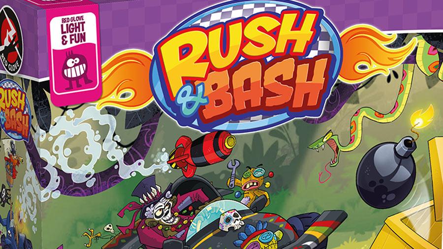 Il gioco sul comò rush bash geek pizza