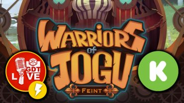 GDT Live: Warriors of Jogu su Kickstarter