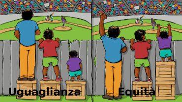 """Al tavolo col prof 3. """"Tutti uguali, tutti diversi. Libertalia, Not Alone e i principi di uguaglianza""""."""