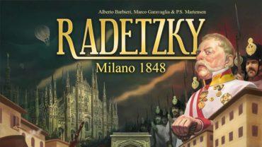 Radetzky: Milano 1848