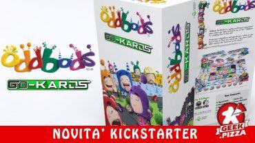 Novità Kickstarter: Oddbods Go-Kards
