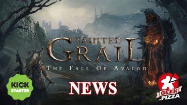 Tainted Grail – Aggiornamento n°8