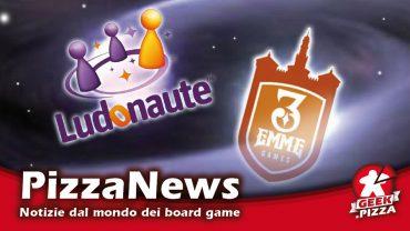 3 Emme Games è il nuovo distributore di Ludonaute in Italia?