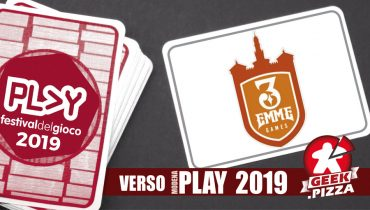 Verso Play 2019 – 3 Emme Games