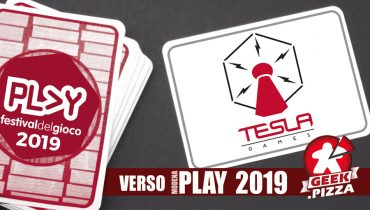 Verso Play 2019 – Tesla Games
