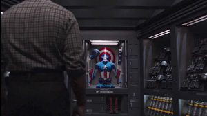 Scudo di Captain America in The Avengers