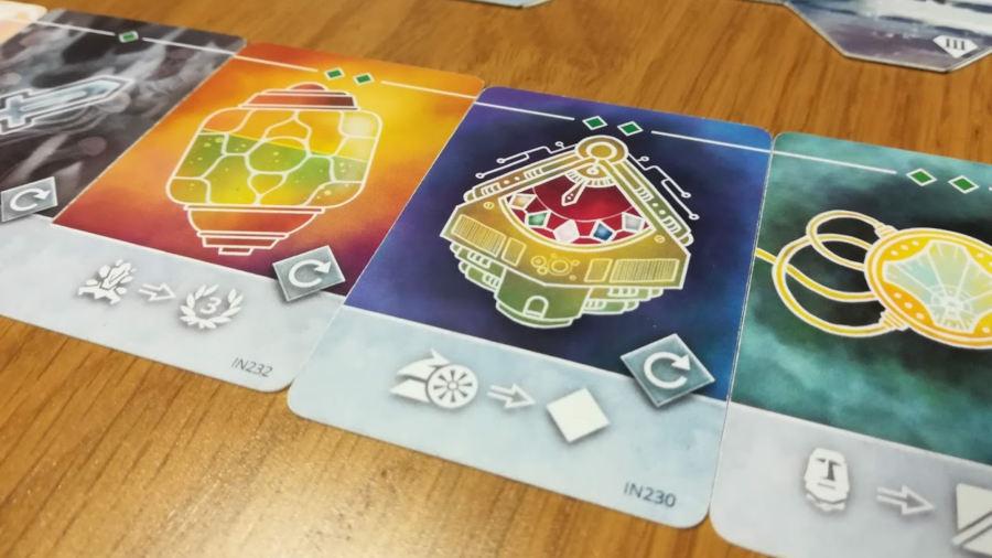 Icaion - carte [Prototipo]